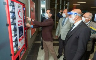 Турция вступила в клуб «Вендинг против COVID-19»