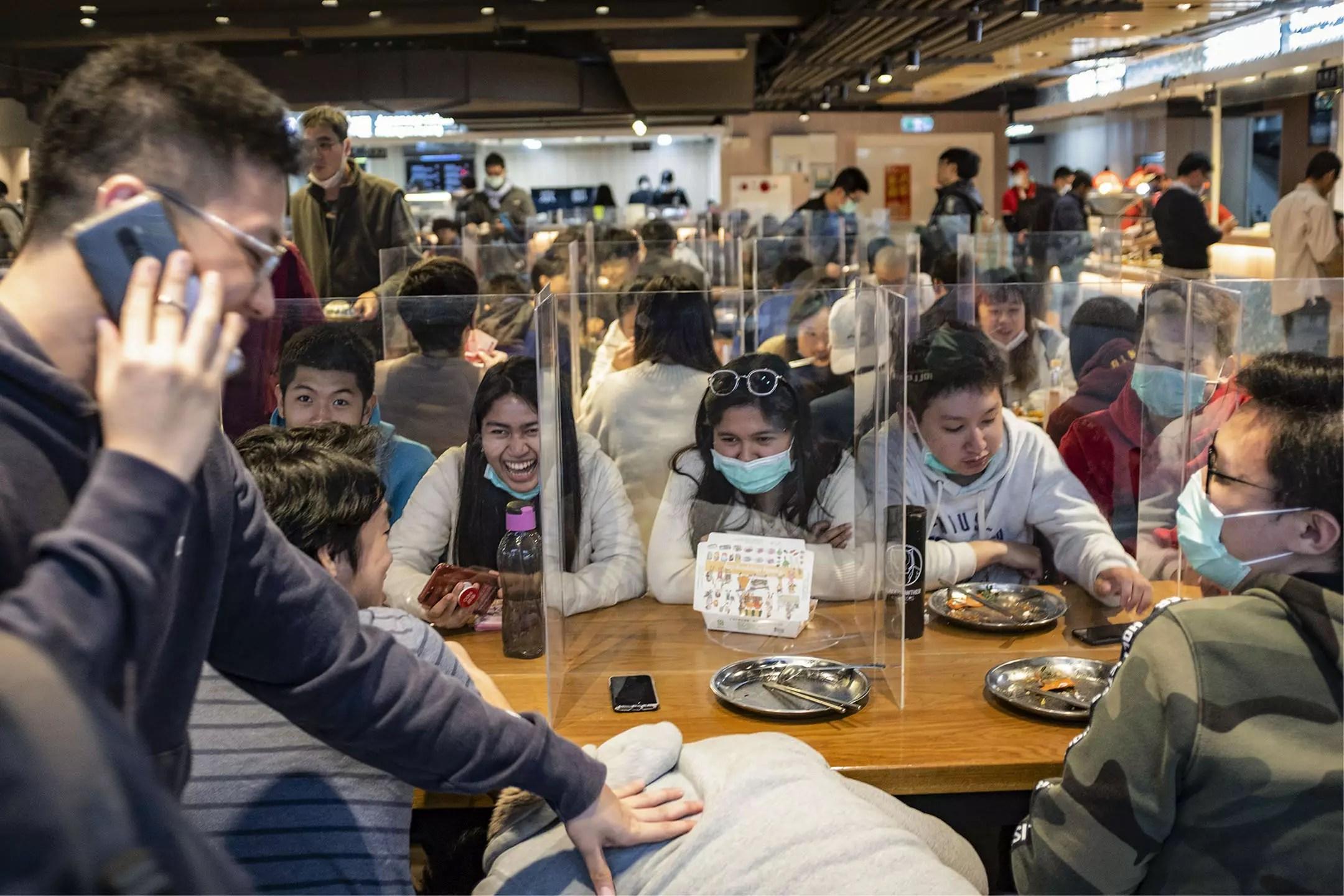 Вендингу все карты в руки вновь открытый Китай предлагает заглянуть в наше завтра