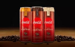 Coca-Cola With Coffee появится в супермаркетах в январе 2021 года
