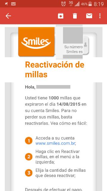 Reativar_milhas_Smiles