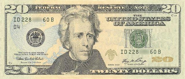 Billete_USD_20_USD