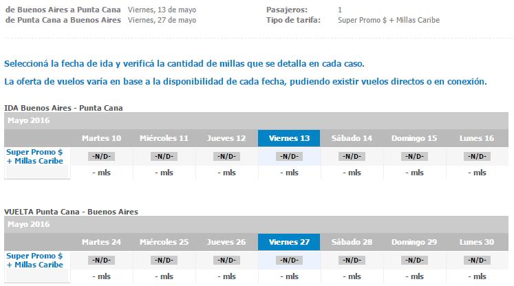 Aerolineas_Argentinas_No_Funca_la_Promo_Millas+Pesos_Caribe_PUJ