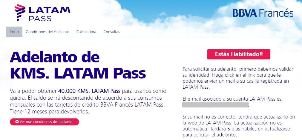 Adelanto_Kms_LATAM_Pass
