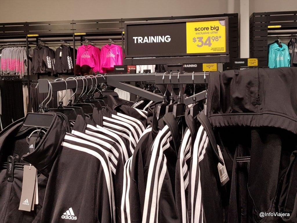De compras en el Sawgrass Mills Mall (USA), uno de los