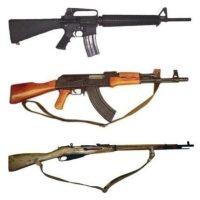 Об оружии. Интереснейшие факты