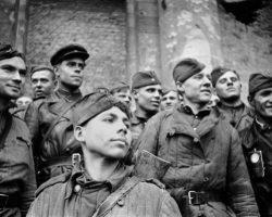 Немецкие солдаты о русских солдатах
