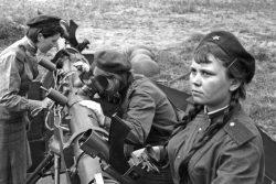 Сталинградский подвиг зенитчиц