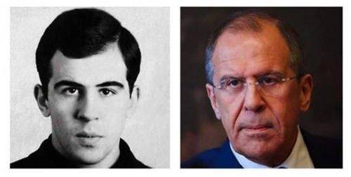 Сергей Лавров. Политики в молодости: вот как они выглядели (фото)