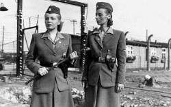 Женщины - нацисты: вот что они вытворяли во время Великой Отечественной