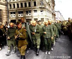 Пленные немцы после войны. Их жизнь в Советском Союзе