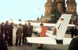 Матиас Руст: Красная Площадь и неслыханная диверсия