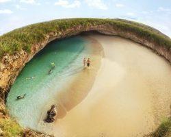 Пляж — фото самых красивых и необычных пляжей в мире