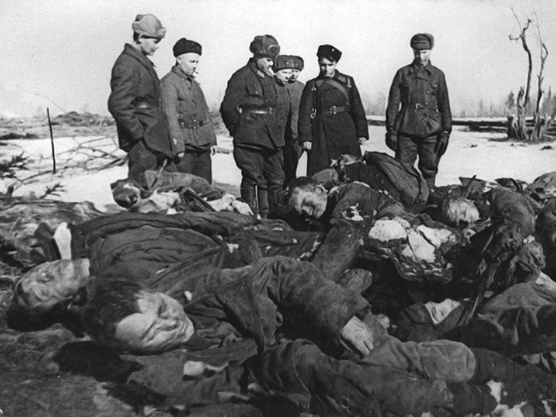 Холокост евреев