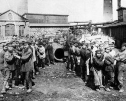 Революция 1917 — из «хлебной сверхдержавы» в промышленного гиганта