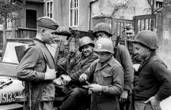 штурма Берлина