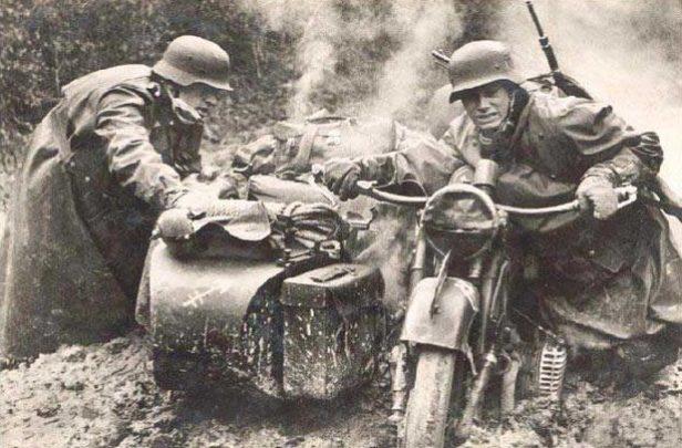 Армия вермахта