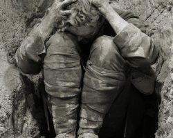 Страшная правда о том, как же обходились с жертвами контузии во время Первой мировой войны