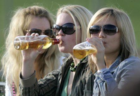 Как не пьянеть от алкоголя