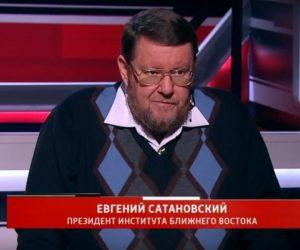 Евгений Сатановский. Биография политолога. Личная жизнь. Фото