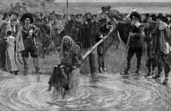 Наказание женщин и пытки, поражающие своей жестокостью в Средневековье