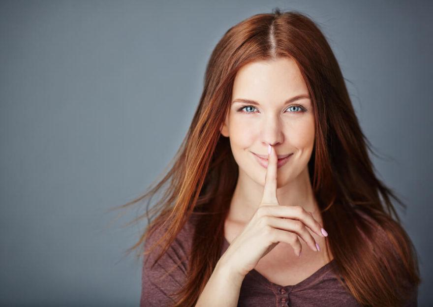 секреты женщин