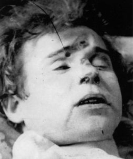 Смерть Есенина