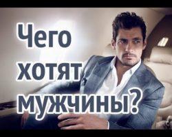 Чего хотят мужчины : необходимые условия для мужского счастья