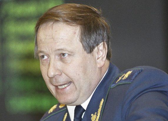 Юрий Скуратов