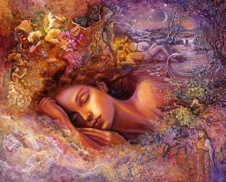 Видеть цвет во сне: к чему это снится и что означает? Красный, синий, черный, белый, желтый, зеленый, оранжевый, фиолетовый, голубой