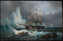 Древние мореходы в Антарктиде. Как это было в разные века