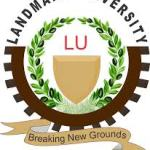Landmark University Recruitment 2017 : Massive Academic & Non-Academic Staff Recruitment at Landmark University