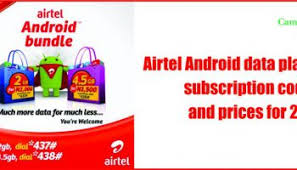 Airtel Unlimited Data Plan
