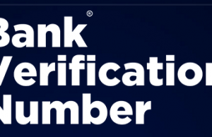 Check Bank Verification Number