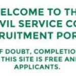 Federal Civil Service Recruitment 2020/2021 – Application Guide