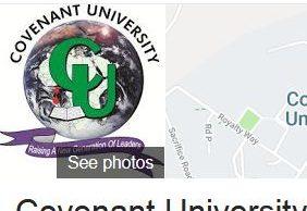 Accredited Nigerian Universities