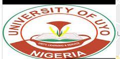 Uniuyo Supplementary Admission List 2018