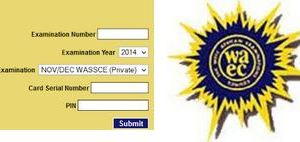 WAEC NOV/DEC Registration
