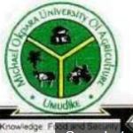 MOUAU Post UTME Admission Screening Form 2018 is out