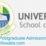Unilag Postgraduate Admission Form 2018 has been Released | PG Full-Time/ Part-Time