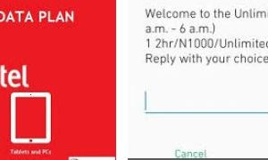Airtel Night Plan Code