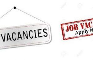 2018 Latest Recruitment