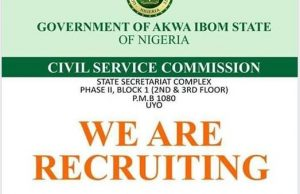 Akwa Ibom State Civil Service Recruitment 2018