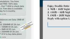 Airtel Double Data Code 2019