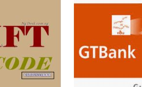 GTbank Swift Code 2019