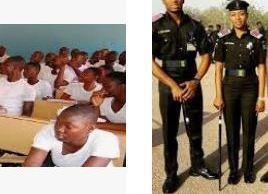 Nigerian Police Academy Form