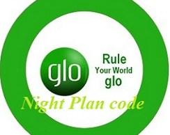 Glo Night Plan Code 2019