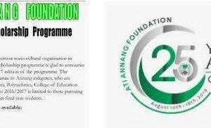 Ati Annang Scholarship List