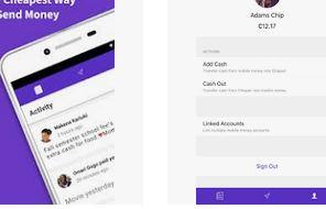 Chipper Cash Registration and login App