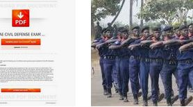 Free NSCDC Past Questions Civil Defence Recruitment