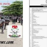 Nigerian Customs NCS) Aptitude Test Result 2020
